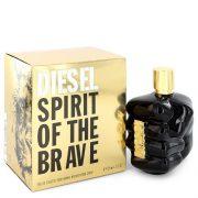 Only The Brave Spirit by Diesel Eau De Toilette Spray 4.2 oz Men