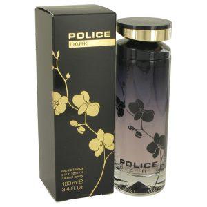 Police Dark by Police Colognes Eau De Toilette Spray 3.4 oz Women