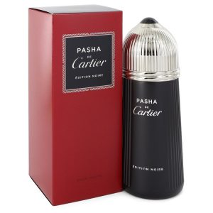 Pasha De Cartier Noire by Cartier Eau De Toilette Spray 5 oz Men