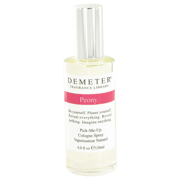 Demeter Peony by Demeter Cologne Spray 4 oz Women