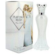 Paris Hilton Platinum Rush by Paris Hilton Eau De Parfum Spray 3.4 oz Women
