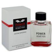 Power of Seduction by Antonio Banderas Eau De Toilette Spray 3.4 oz Men