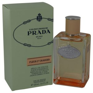 Prada Infusion De Fleur D'oranger by Prada Eau De Parfum Spray 3.4 oz Women