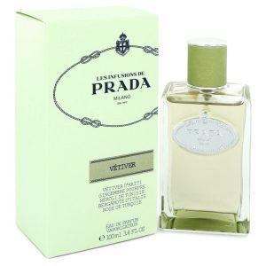 Prada Infusion De Vetiver by Prada Eau De Parfum Spray 3.4 oz Men