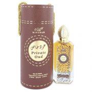 Rihanah Private Oud by Rihanah Eau De Parfum Spray (Unisex) 3.4 oz Men