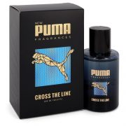 Puma Cross The Line by Puma Eau De Toilette Spray 1.7 oz Men
