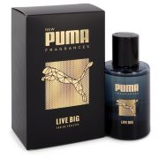 Puma Live Big by Puma Eau De Toilette Spray 1.7 oz Men