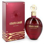 Roberto Cavalli Deep Desire by Roberto Cavalli Eau De Parfum Spray 2.5 oz Women