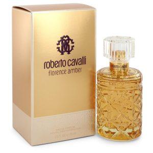 Roberto Cavalli Florence Amber by Roberto Cavalli Eau De Parfum Spray 2.5 oz Women