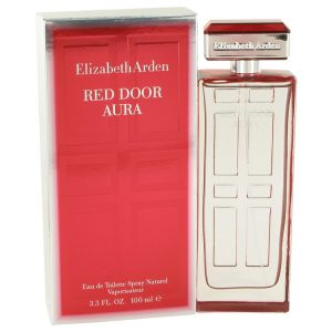 Red Door Aura by Elizabeth Arden Eau De Toilette Spray 3.4 oz Women
