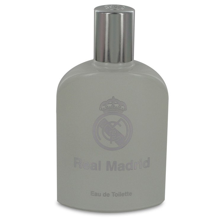 Real Madrid by AIR VAL INTERNATIONAL Eau De Toilette Spray (Tester) 3.4 oz Women