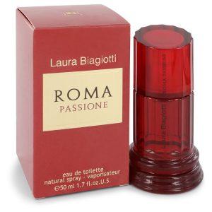 Roma Passione by Laura Biagiotti Eau De Toilette Spray 1.7 oz Women