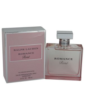Romance Rose by Ralph Lauren Eau De Parfum Spray 3.4 oz Women