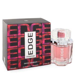 Edge Intense by Swiss Arabian Eau De Parfum Spray 3.4 oz Women