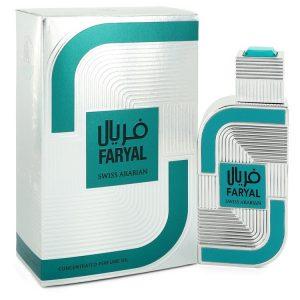 Swiss Arabian Faryal by Swiss Arabian Concentrated Perfume Oil (Unisex) 0.5 oz Women
