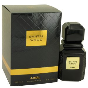 Santal Wood by Ajmal Eau De Parfum Spray (Unisex) 3.4 oz Women