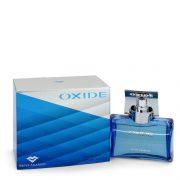 Swiss Arabian Oxide Blue by Swiss Arabian Eau De Parfum Spray 3.4 oz Men