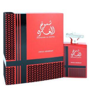 Shumoukh Al Ghutra by Swiss Arabian Eau De Parfum Spray 3.4 oz Men