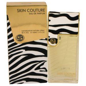 Armaf Skin Couture Gold by Armaf Eau De Parfum Spray 3.4 oz Women