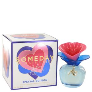 Someday by Justin Bieber Eau De Toilette Spray 3.4 oz Women