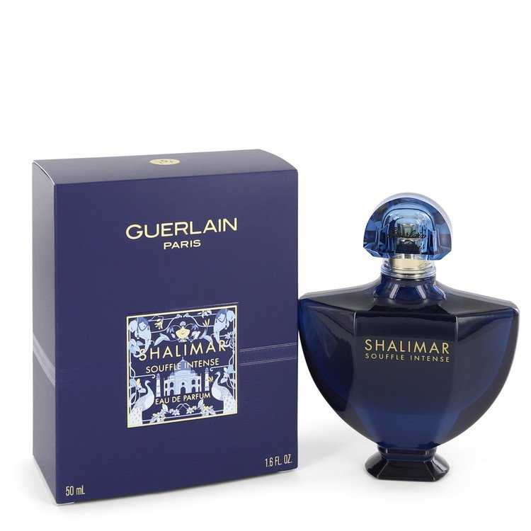 Shalimar Souffle Intense by Guerlain Eau De Parfum Spray 1.6 oz Women