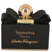 Signorina Misteriosa by Salvatore Ferragamo Eau De Parfum Spray (Tester) 3.4 oz Women