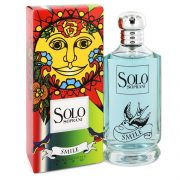 Solo Smile by Luciano Soprani Eau De Toilette Spray 3.4 oz Women