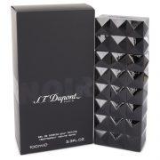 St Dupont Noir by St Dupont Eau De Toilette Spray 3.3 oz Men