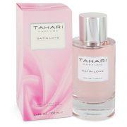 Satin Love by Tahari Parfums Eau De Toilette Spray 3.4 oz Women