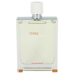 Terre D'Hermes by Hermes Eau Tres Fraiche Eau De Toilette Spray (Tester) 4.2 oz Men