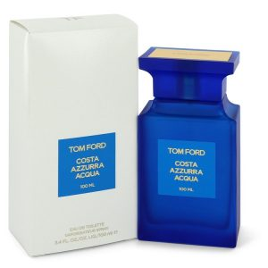 Tom Ford Costa Azzurra Acqua by Tom Ford Eau De Toilette Spray (Unisex) 3.4 oz Women