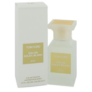 Tom Ford Eau De Soleil Blanc by Tom Ford Eau De Toilette Spray 1.7 oz Women