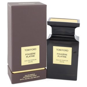 Tom Ford Fougere Platine by Tom Ford Eau De Parfum Spray (Unisex) 3.4 oz Women