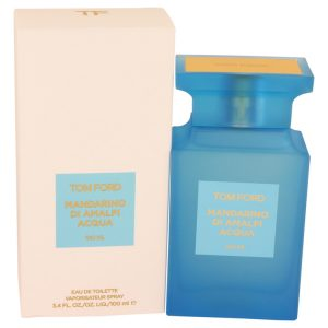 Tom Ford Mandarino Di Amalfi Acqua by Tom Ford Eau De Toilette Spray 3.4 oz Women