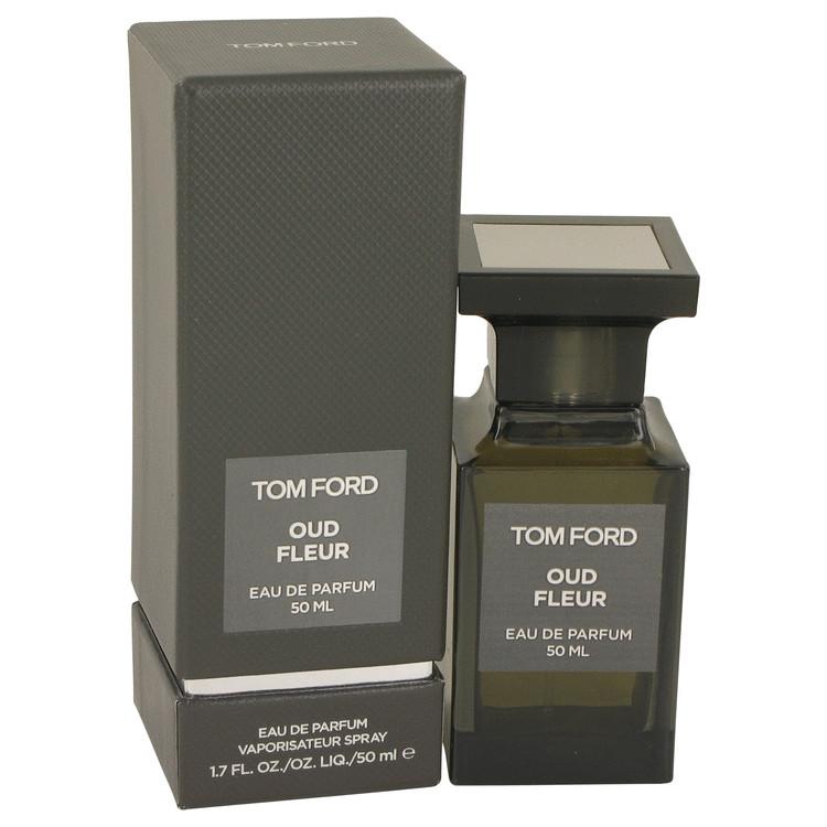 Tom Ford Oud Fleur by Tom Ford Eau De Parfum Spray (Unisex) 1.7 oz Men