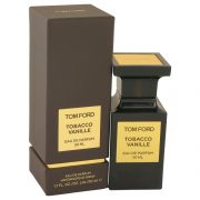 Tom Ford Tobacco Vanille by Tom Ford Eau De Parfum Spray (Unisex) 1.7 oz Men