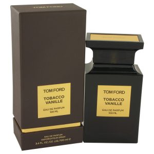 Tom Ford Tobacco Vanille by Tom Ford Eau De Parfum Spray (Unisex) 3.4 oz Men