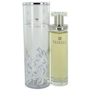 Thrill by Victory International Eau De Parfum Spray 3.4 oz Women