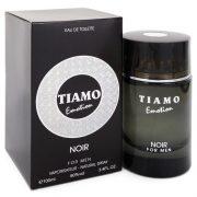 Tiamo Emotion Noir by Parfum Blaze Eau De Toilette Spray 3.4 oz Men