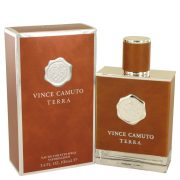 Vince Camuto Terra by Vince Camuto Eau De Toilette Spray 3.4 oz Men