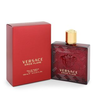 Versace Eros Flame by Versace Eau De Parfum Spray 3.4 oz Men