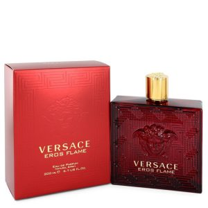 Versace Eros Flame by Versace Eau De Parfum Spray 6.7 oz Men