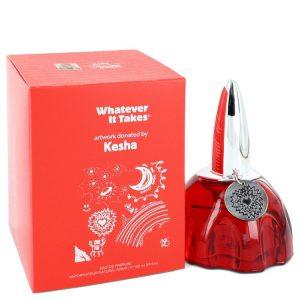 Whatever It Takes Kesha by Whatever it Takes Eau De Parfum Spray 3.4 oz Women