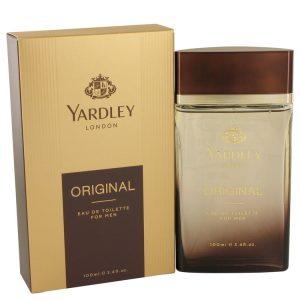 Yardley Original by Yardley London Eau De Toilette Spray 3.4 oz Men