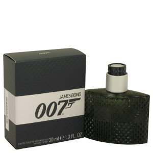 007 by James Bond Eau De Toilette Spray 1 oz Men