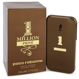 1 Million Prive by Paco Rabanne Eau De Parfum Spray 1.7 oz Men