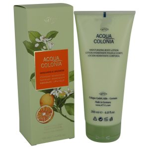 4711 Acqua Colonia Mandarine & Cardamom by Maurer & Wirtz Body Lotion