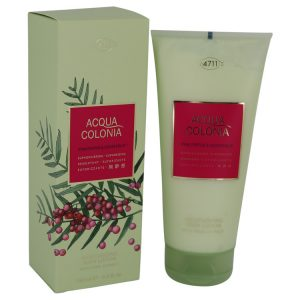 4711 Acqua Colonia Pink Pepper & Grapefruit by Maurer & Wirtz Body Lotion 6.8 oz Women