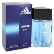 Adidas Moves by Adidas Eau De Toilette Spray 1.7 oz Men