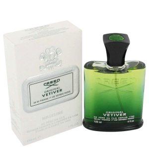 Original Vetiver by Creed Eau De Parfum Spray 1.7 oz Men